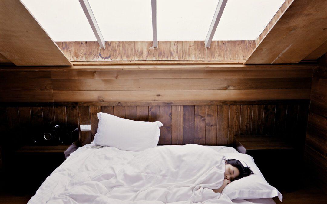 Lekker slapen met een donzen dekbed in je nieuwe huis